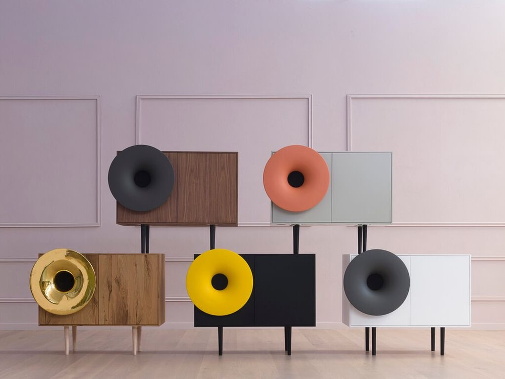 2015 Winner: Caruso Audio Cabinet by Miniforms