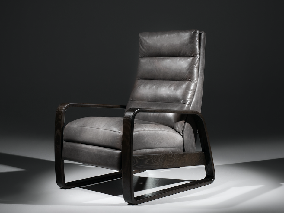 Fourth Runner Up: Elton Seating by American Leather